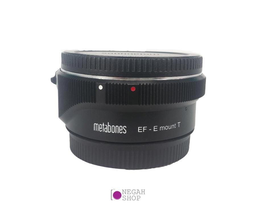 تبدیل Metaboens Canon EF to E mount T Mark V