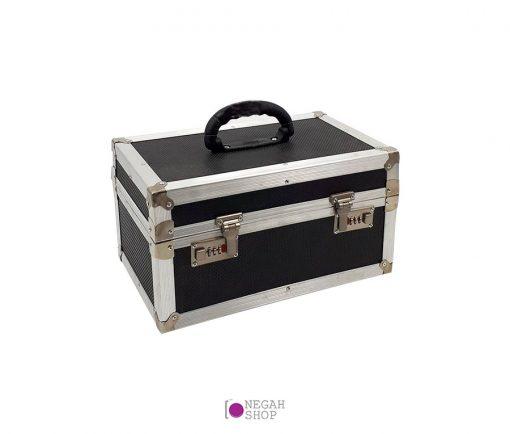 کیف چمدان عکاسی مشکی بدون برند
