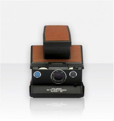 دوربینPolaroid SX-70 Alpha1 SE