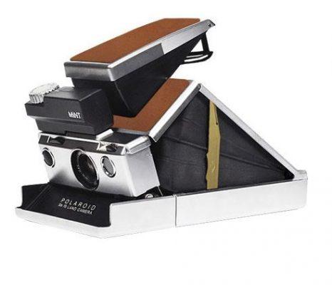 SLR670-S Classic Brown دوربین چاپ سریع