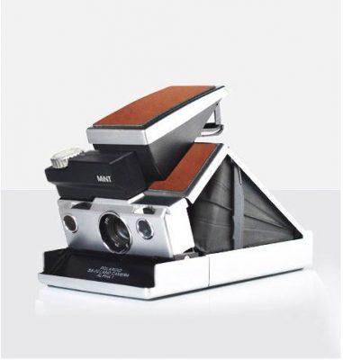 SLR670m by MiNT (Brown) دوربین چاپ سریع