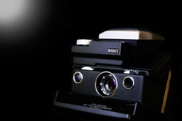 دوربین چاپ سریع SLR670-S Noir