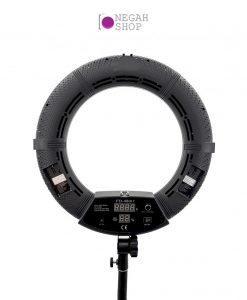 رینگ لایت عکاسی Ring light FD 480II با صفحه نمایش