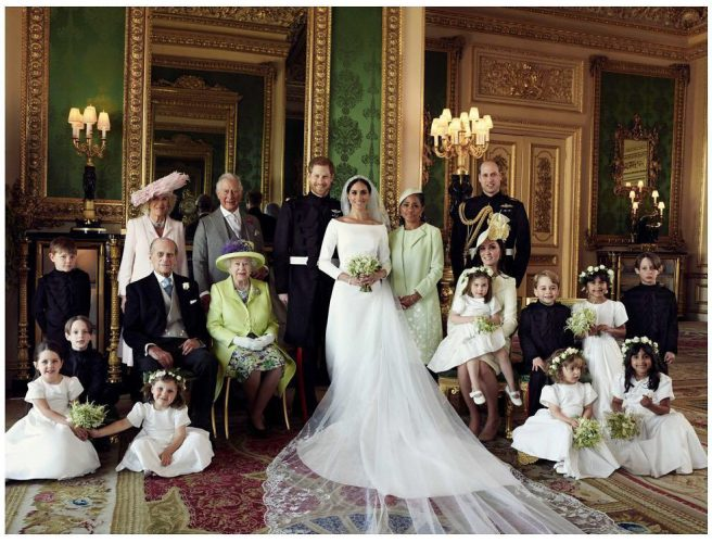 عکاسی عروسی سلطنتی انگلستان