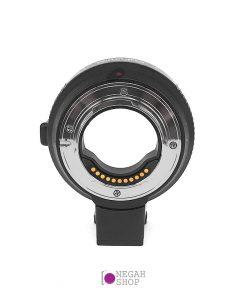 تبدیل الکترونیکی لنزهای کانن به دوربین های M43 برند Commlite