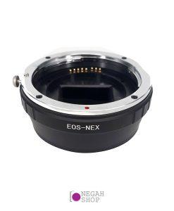 تبدیل EOS به Nex با کانکتور