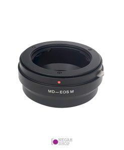 تبدیل Minolta به EOS M