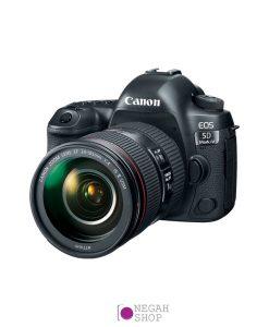 دوربین دیجیتال عکاسی کانن مدل 5D mark IV به همراه لنز 24-105 میلی متر