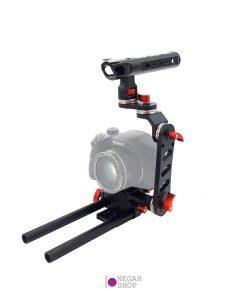 لرزشگیر دوربین Camera Cage قرمز