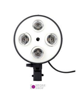 نور فلات 4 لامپی Neewer NW111