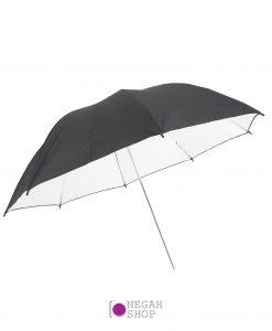 چتر داخل سفید 100 سانت