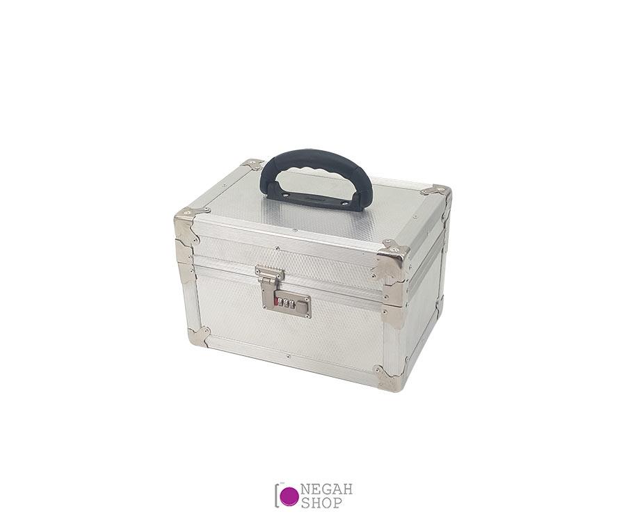 کیف چمدان عکاسی کوچک قفل دار
