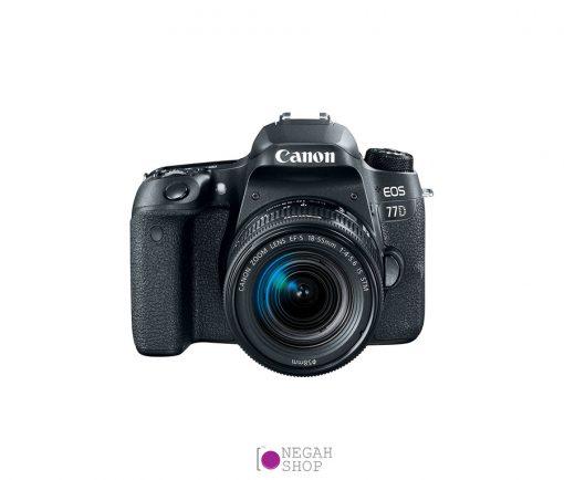 دوربین دیجیتال عکاسی کانن Canon EOS 77D 18-55mm STM