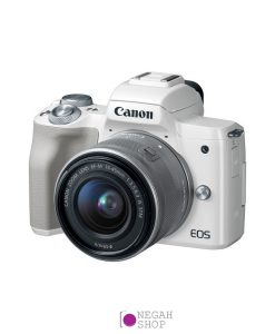 دوربین عکاسی بدون آینه کانن مدل Canon EOS M50 با لنز 15-45 میلی متر