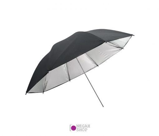 چتر داخل نقره ای 90 سانت درجه 1