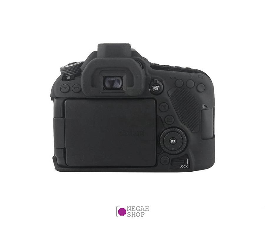 کاور ژله ای دوربین عکاسی Canon 80D