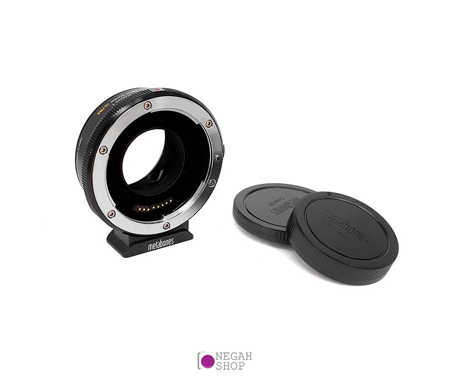 تبدیل لنزهای کانن EF به دوربین های سونی با مانت E برند Metabones Speed Booster Ultra 0.71