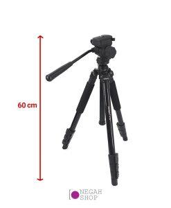 سه پایه دوربین عکاسی somita 7080