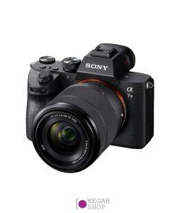 دوربین عکاسی بدون آینه فول فریم سونی مدل Sony Alpha a7 III به همراه لنز 28-70 میلی متر
