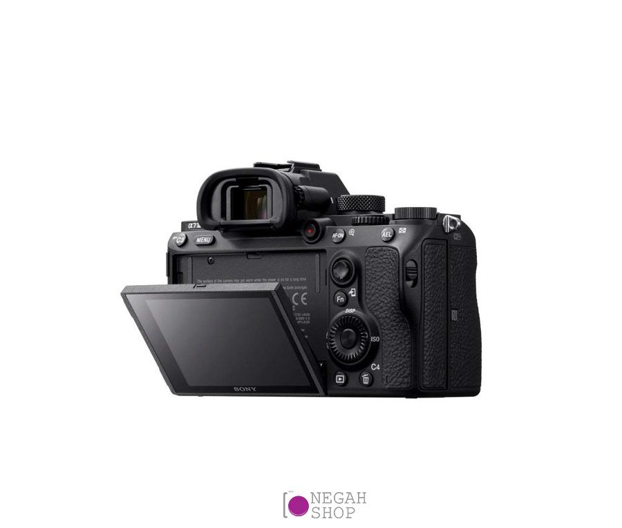 دوربین عکاسی بدون آینه فول فریم سونی مدل Sony Alpha a7 III