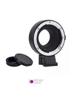 تبدیل الکترونیکی لنزهای کانن به دوربین های فوجی با مانت FX برند Commlite