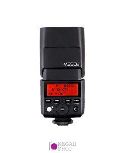 فلاش اکسترنال گودکس مدل Godox V350N For Nikon برای نیکون