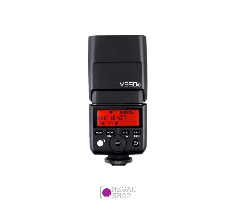 فلاش اکسترنال گودکس Godox V350F For Fujifilm