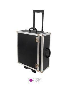 کیف تجهیزات نورپردازی چرخ دار