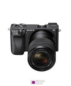 دوربین عکاسی بدون آینه سونی مدل Sony Alpha a6300 به همراه لنز 18-135 میلی متر