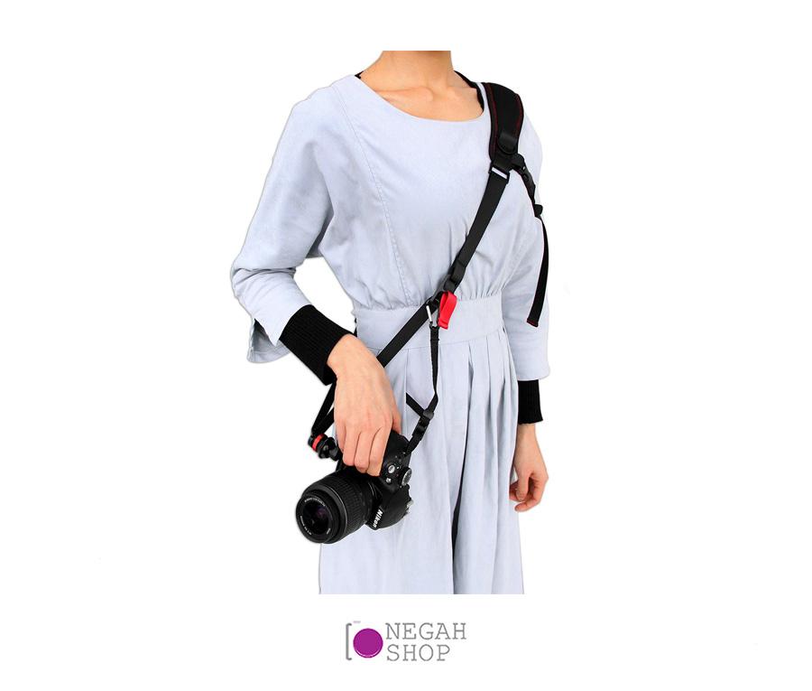 بند دوربین لنزگو LensGo AK47 II