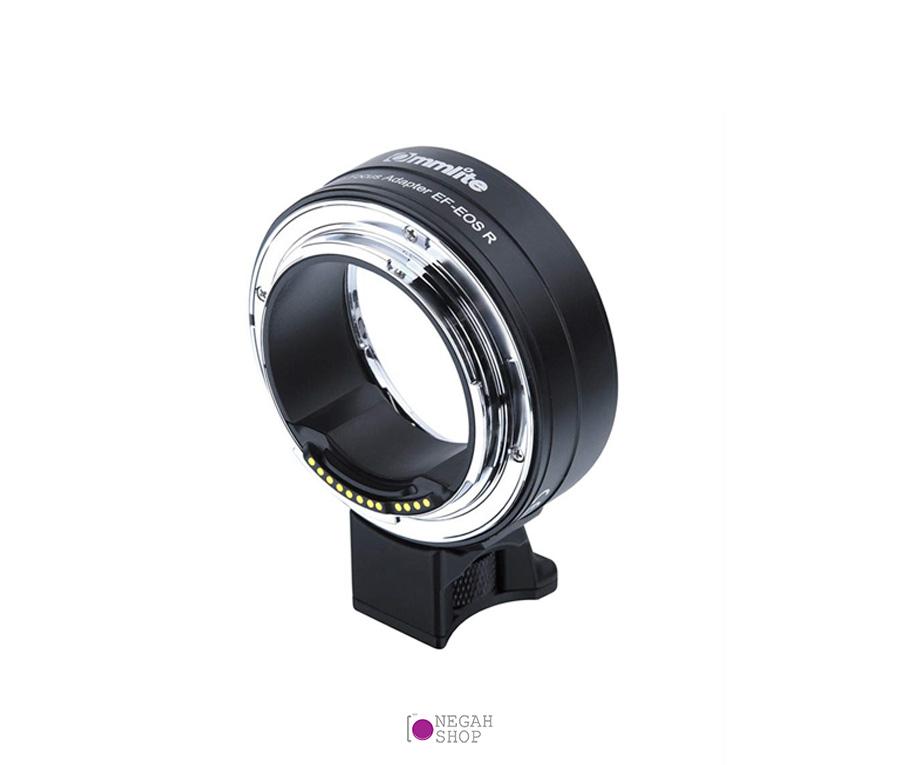 تبدیل لنز های کانن به دوربین های EOS R برند Commlite Comix
