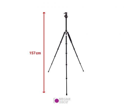سه پایه دوربین عکاسی مونوپاد دار جی ماری مدل jmary KT-255+NB36