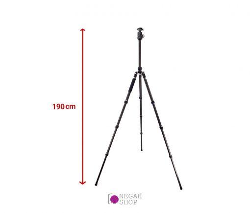 سه پایه دوربین عکاسی مونوپاد دار جی ماری مدل jmary PH324+M40