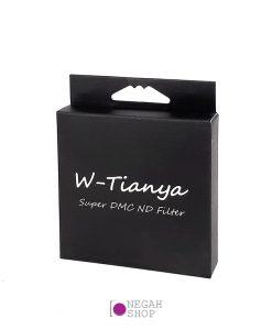 فیلتر تراکم خنثی تیانیا مدل Tianya ND2-400 fader 58mm