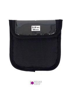 فیلتر لنز یو وی مولتی کتد طرح اصلی B+W UV MRC 86mm