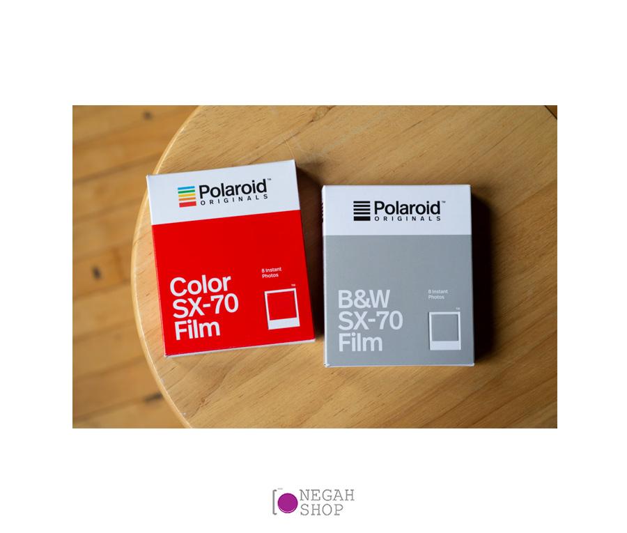 فیلم پولاروید مخصوص دوربین های polaroid SX70