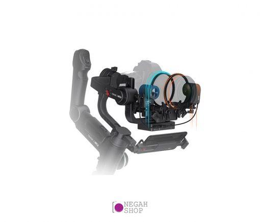 گیمبال(استابلایرز) سه محوره دوربین مدل Zhiyun-Tech CRANE 3 LAB
