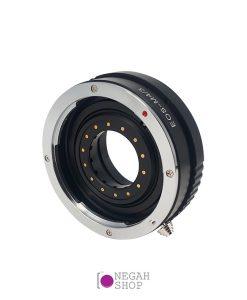 تبدیل لنر های کانن EOS به (حلقه دیاف) دوربین های پاناسونیک با مانت m43