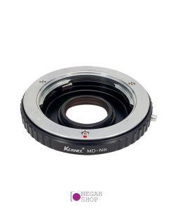 تبدیل لنز های مینولتا MD به دوربین های نیکون AI عدسی دار برند Kernel
