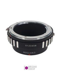 تبدیل لنز های نیکون (AI (G به دوربین های پاناسونیک M43