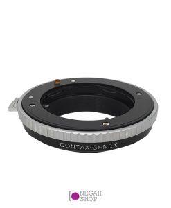 تبدیل لنز های کانتکس یاشیکا G به دوربین های سونی با مانت E