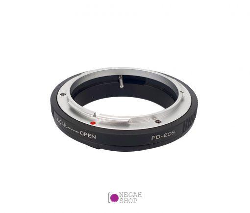 تبدیل لنز های کانن با مانت FD به دوربین های EOS بدون شیشه برند Kernel