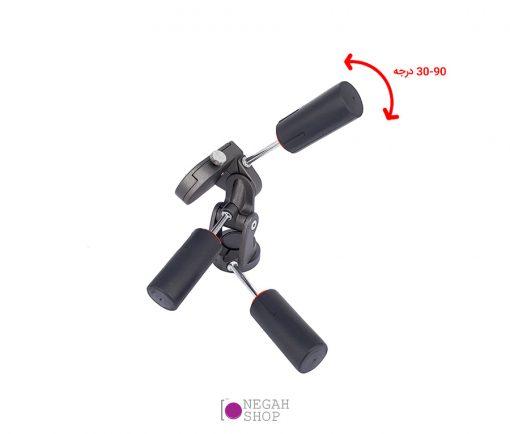 سه پایه دوربین عکاسی ویفنگ مدل Weifeng WF-6106