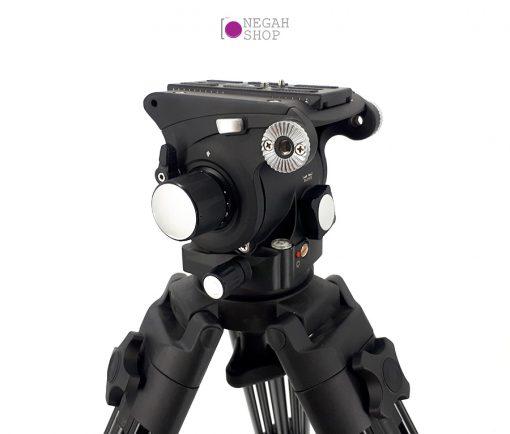 سه پایه فیلمبرداری فنسیر مدل Fancier Fc-690
