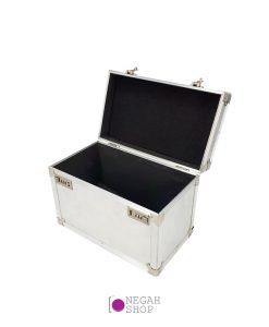 کیف چمدان فلزی
