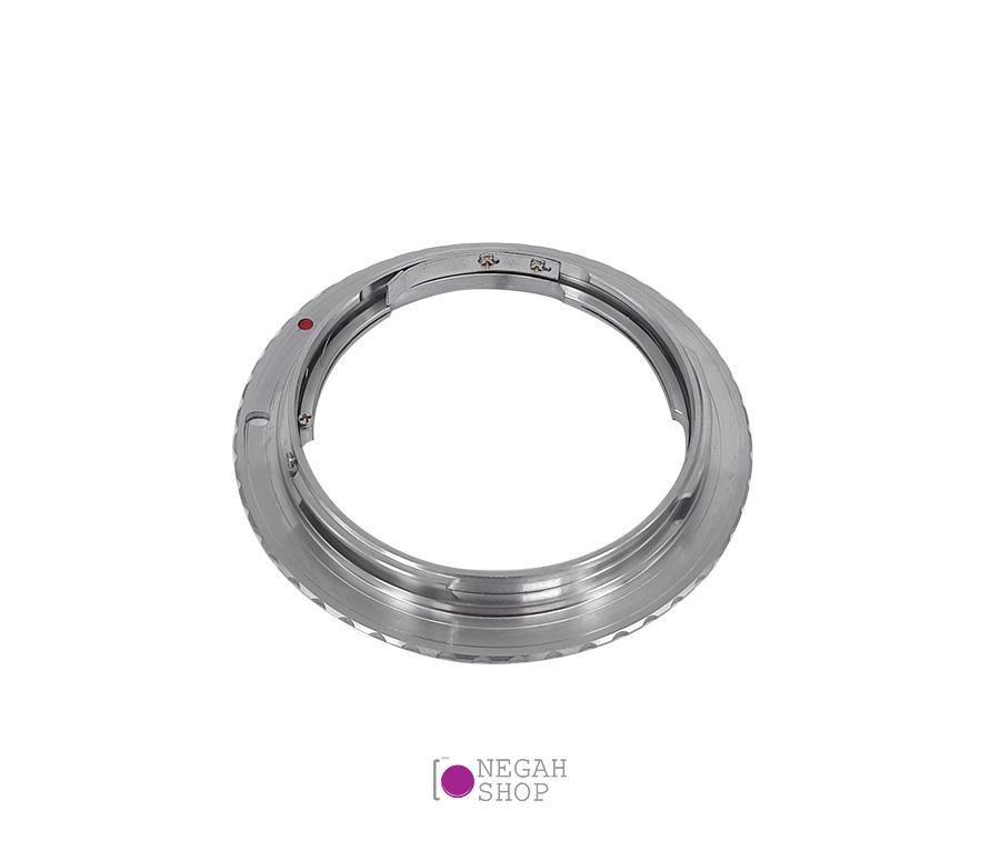 تبدیل لنز های پنتاکس PK به دوربین های کانن EOS برند Kernel