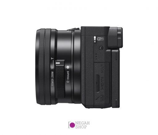 دوربین دیجیتال عکاسی سونی مدل Sony Alpha A6400 16-50mm