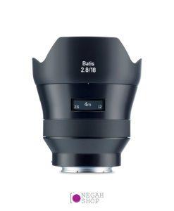 لنز پرایم زایس Zeiss unveils super-wide Batis 18mm F2.8