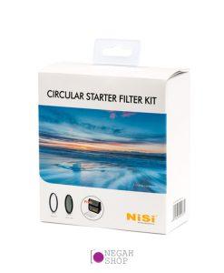 کیت فیلتر نیسی Nisi HUC UV HUC C-PL Starter Kit 77mm