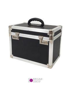 کیف چمدان قفل دار فلاش پرتابل و دوربین فیلمبرداری کد 3727